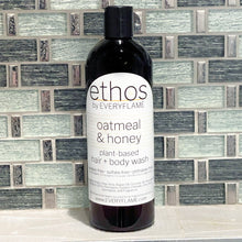 Load image into Gallery viewer, ethos Hair + Body Wash (Oatmeal and Honey)