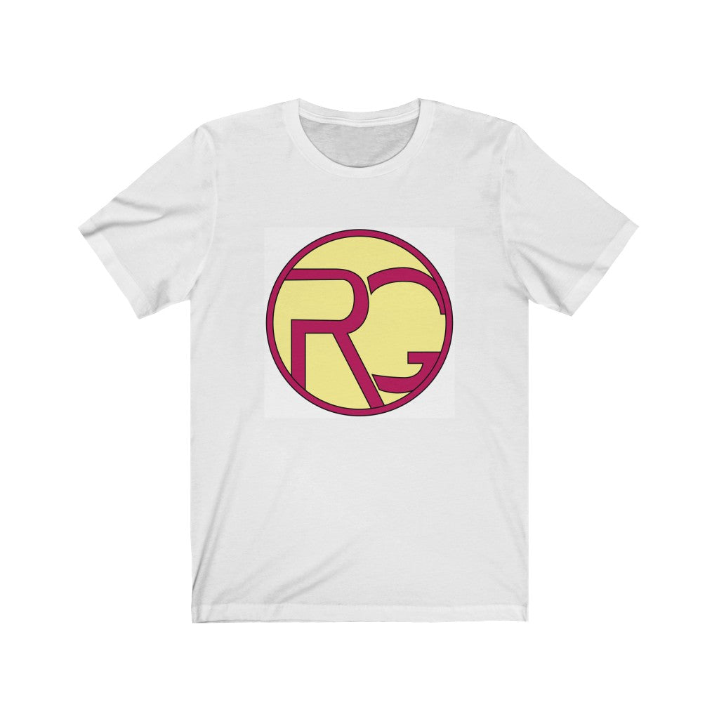Rabbit Girl Emblem, Unisex Jersey Short Sleeve Tee