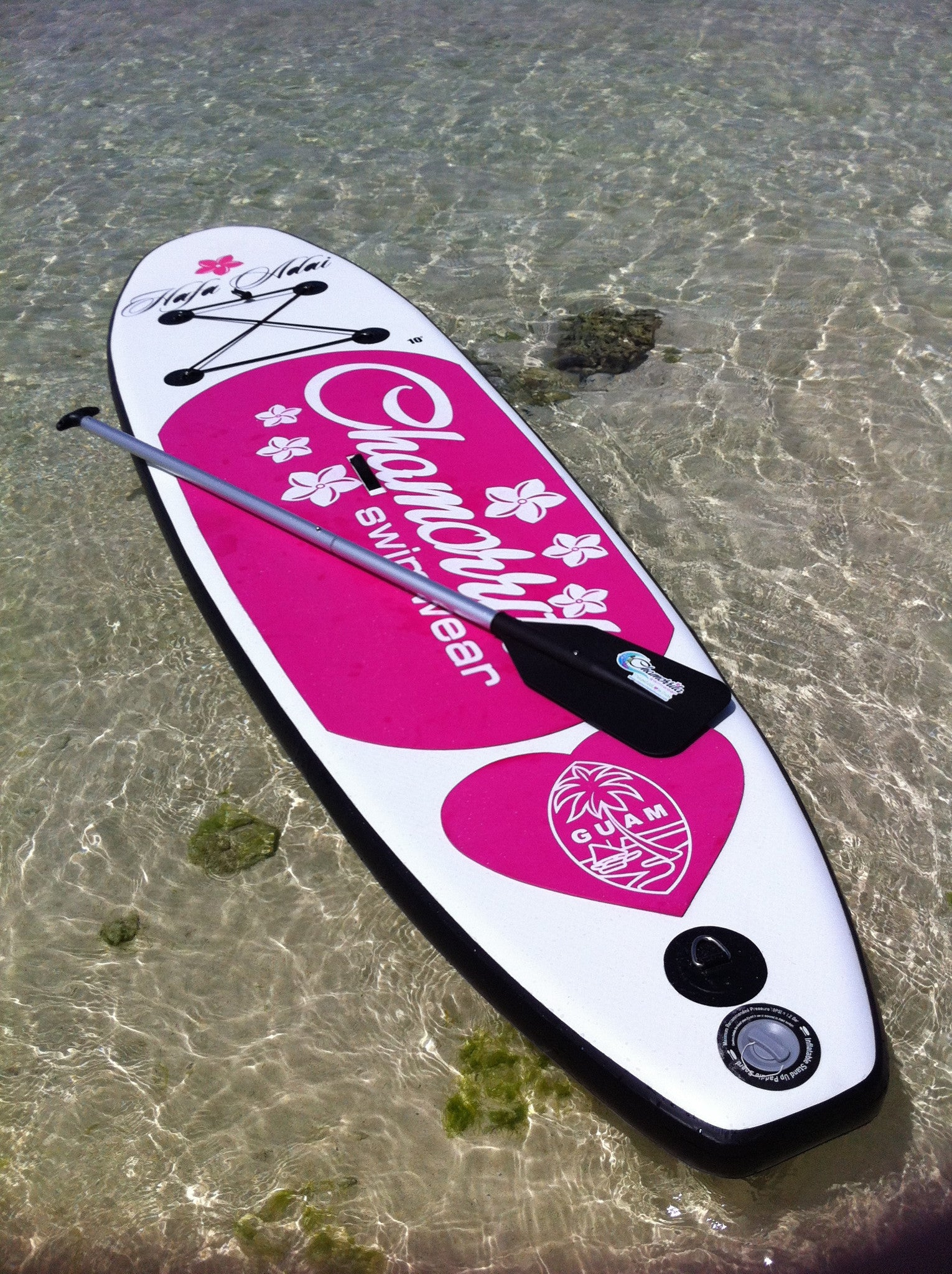 Inflatable Stand Up Paddle Board - SUP