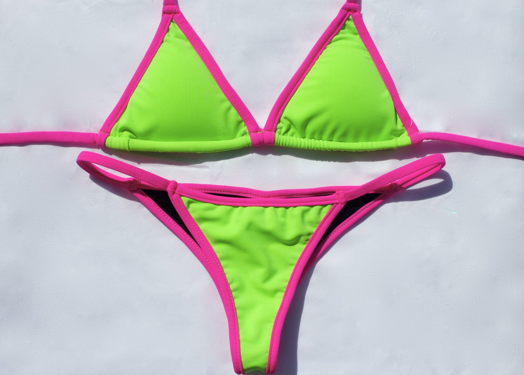 || FU'A Sport || Limited Edition NEON GREEN / NEON PINK