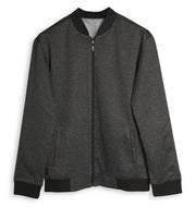 Grey & Silver Reversible 2-way Wind Jacket