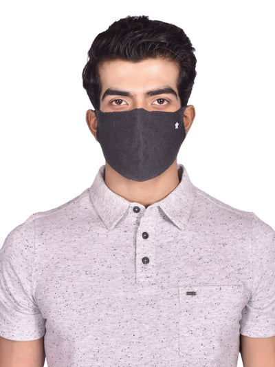 Men Reusable Clothing Masks with Head Support
