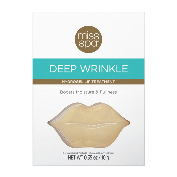 MISS SPA - Deep Wrinkle Hydrogel Lip Treatment - Miss Spa HK