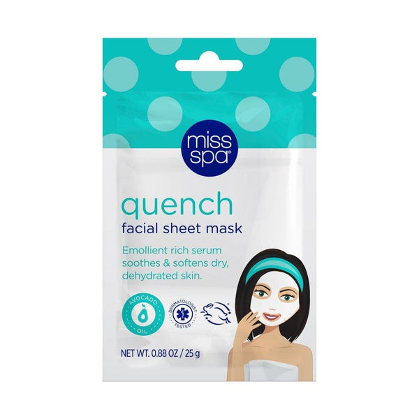 MISS SPA - Quench Facial Sheet Mask - Miss Spa HK
