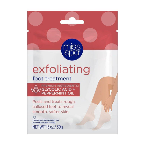 MISS SPA - Exfoliating Foot Treatment - Miss Spa HK