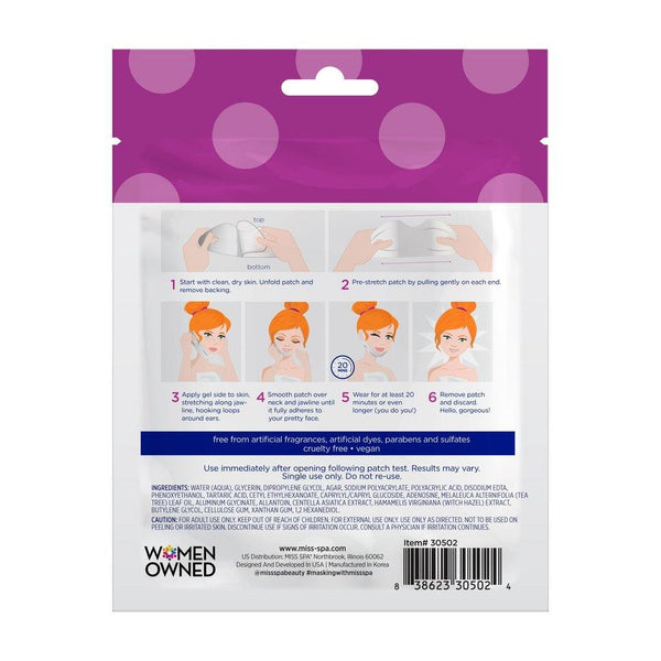MISS SPA - Chin Hero Soothing V-Line Patch - Miss Spa HK