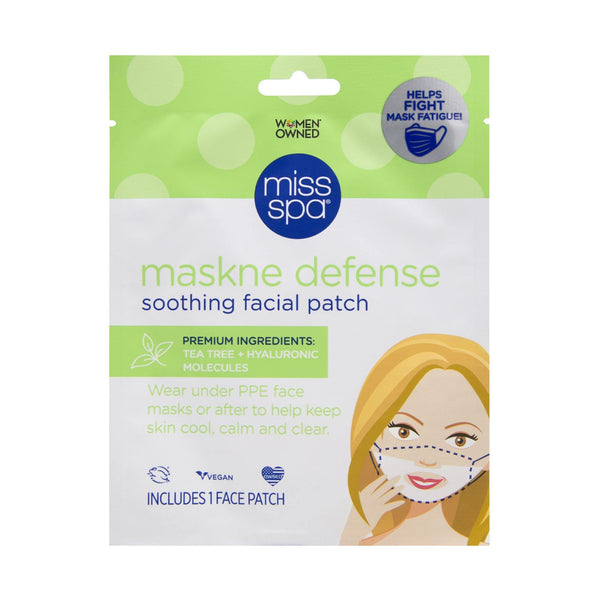 MISS SPA - Maskne Defense Soothing Facial Patch - Miss Spa HK