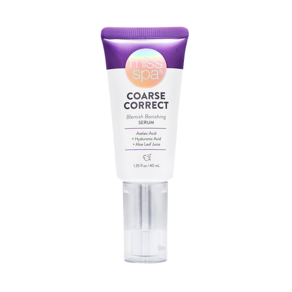 MISS SPA - Coarse Correct Blemish Banishing Serum 40mL - Miss Spa HK