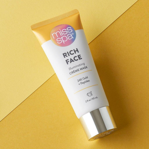 MISS SPA - Rich Face Illuminating Crème Mask 60mL - Miss Spa HK