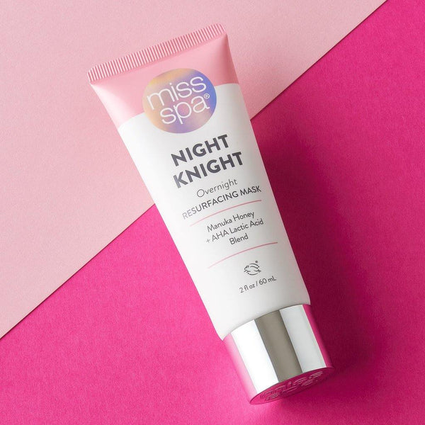 MISS SPA -  Night Knight Overnight Resurfacing Mask 60mL - Miss Spa HK