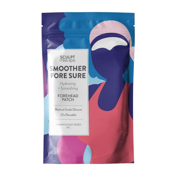 SCULPT - SMOOTHER FORE SURE Hydrating + Smoothing Forehead Patch - Miss Spa HK