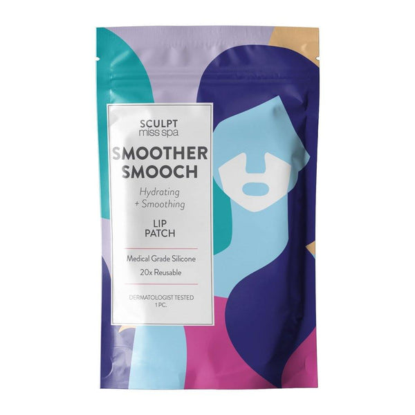 SCULPT - SMOOTHER SMOOCH Hydrating + Smoothing Lip Patches - Miss Spa HK