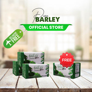 3 Boxes Gofit Barley Mix Juice get 1 box Free ✅