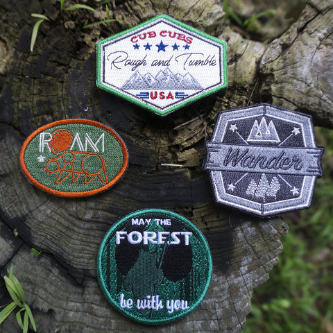 Adventure-Ho! Badge Collection