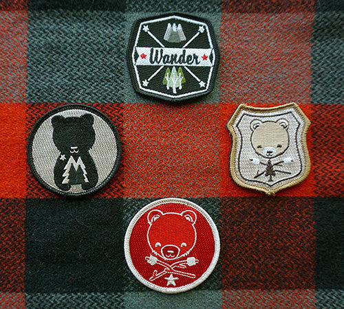 Badge Pack - Core Collection