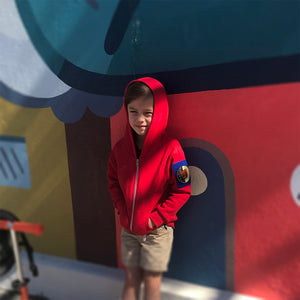 Hook and Loop Hoodie™ - Kids Sizes
