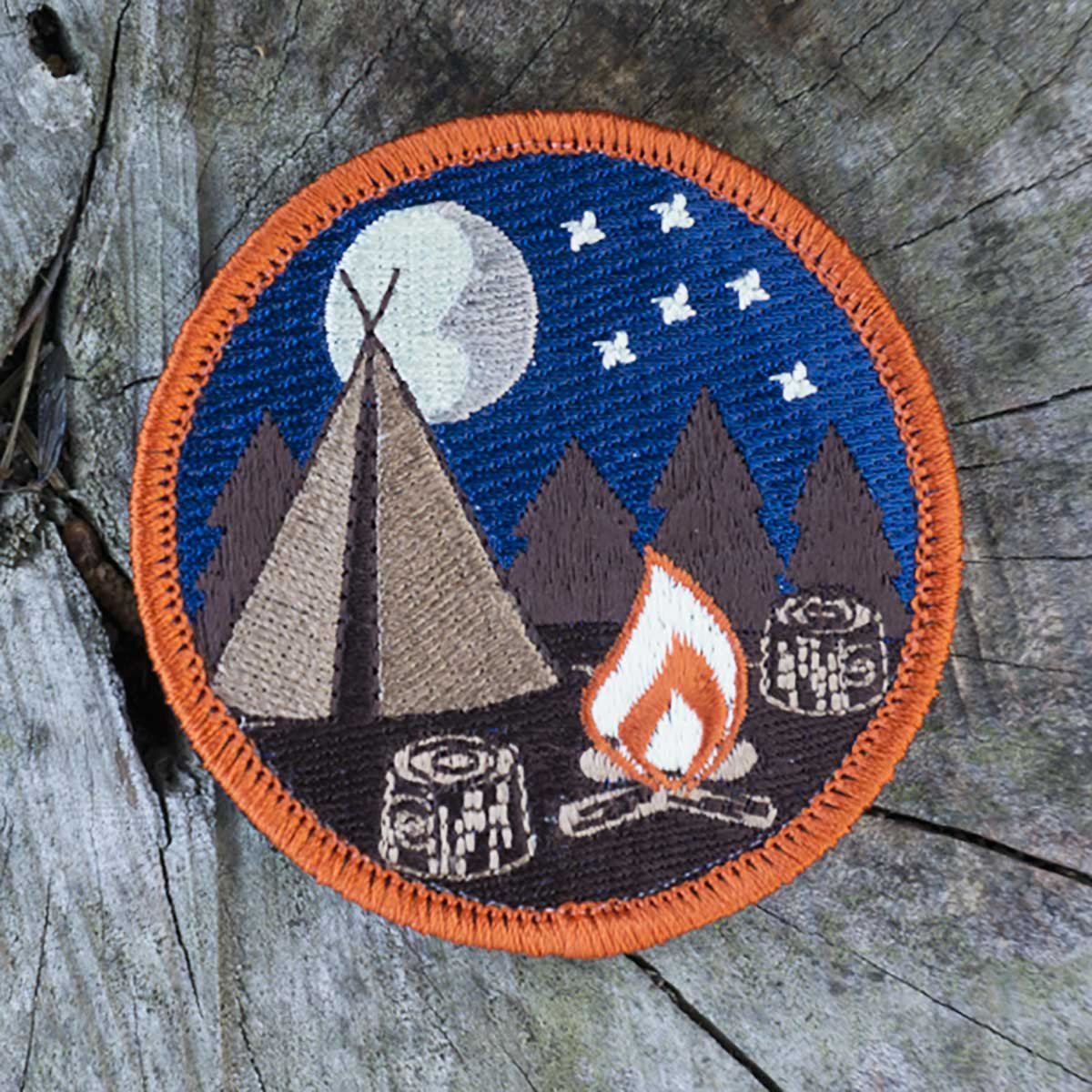 Get Outside! Badge Pack