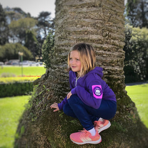 Hook and Loop Hoodie™ - Brick Love Collection - Kids Sizes