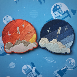 Launch Badge Set