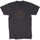 Save The Critters Amur Leopard Adult Tee - Basalt Gray