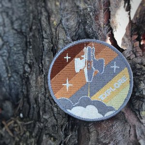 May the 4th Tribute Badge 2021 - Explore