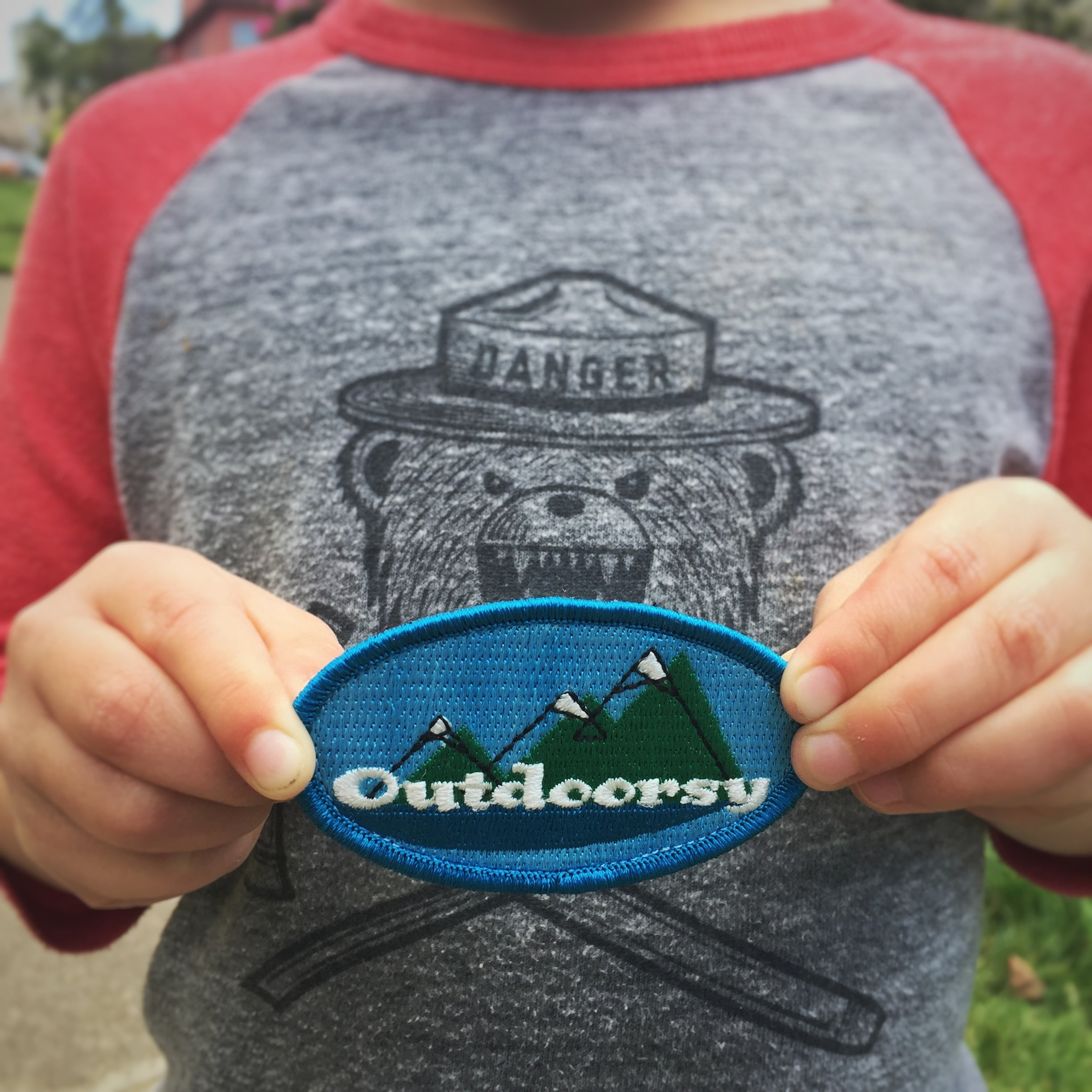 Outdoorsy Badge