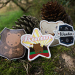 Sticker Debut - Singles & Bundle
