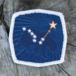 Ursa Major Cub-sized Badge - Individual badge