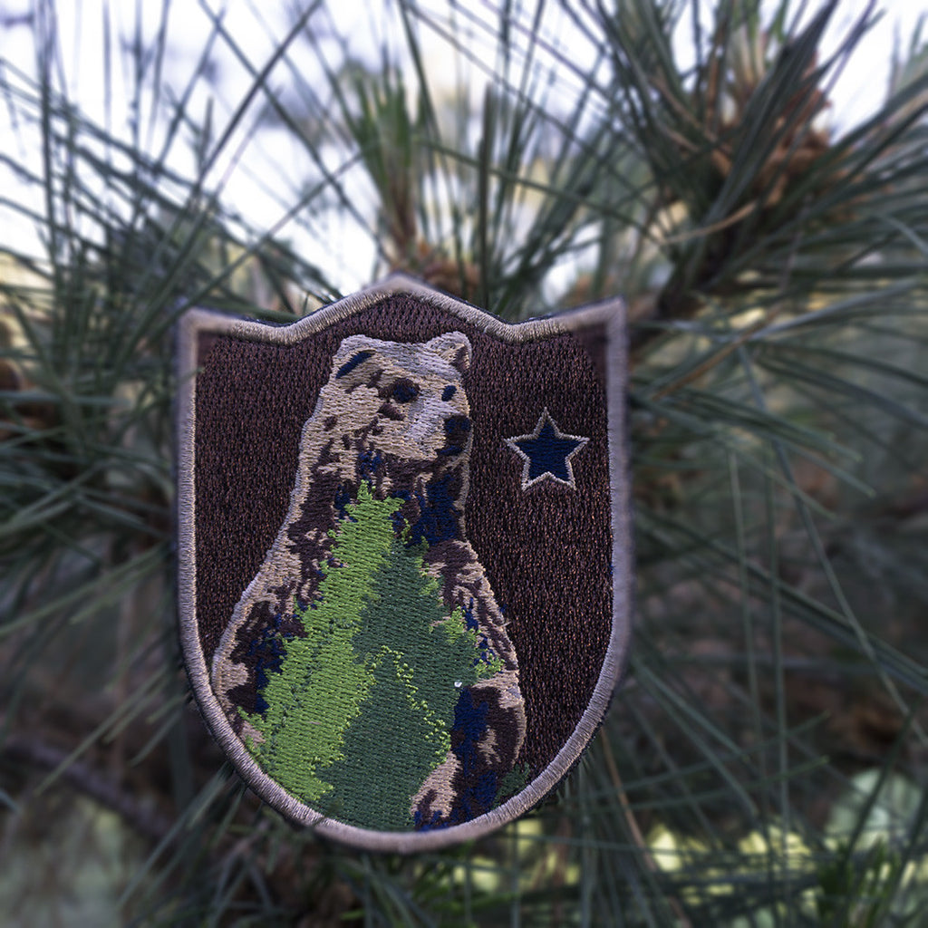 Bear Hug Badge