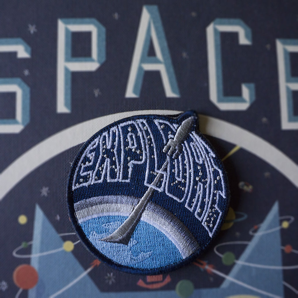 Explore Space Badge