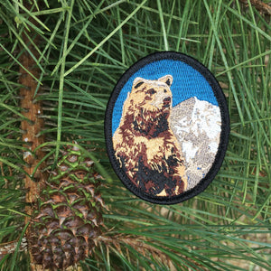 Septem-bears Badge Collection