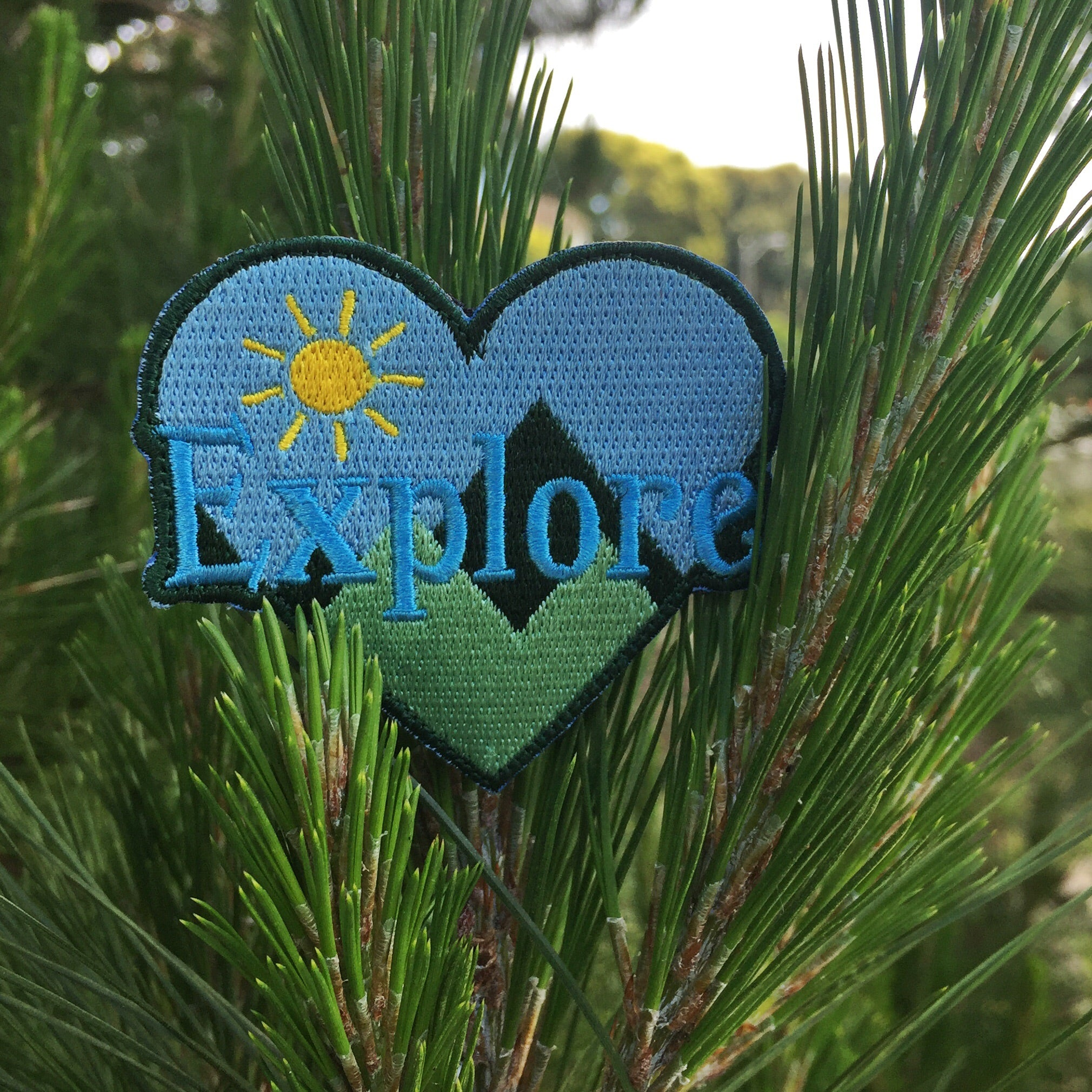 Love to Explore Badge