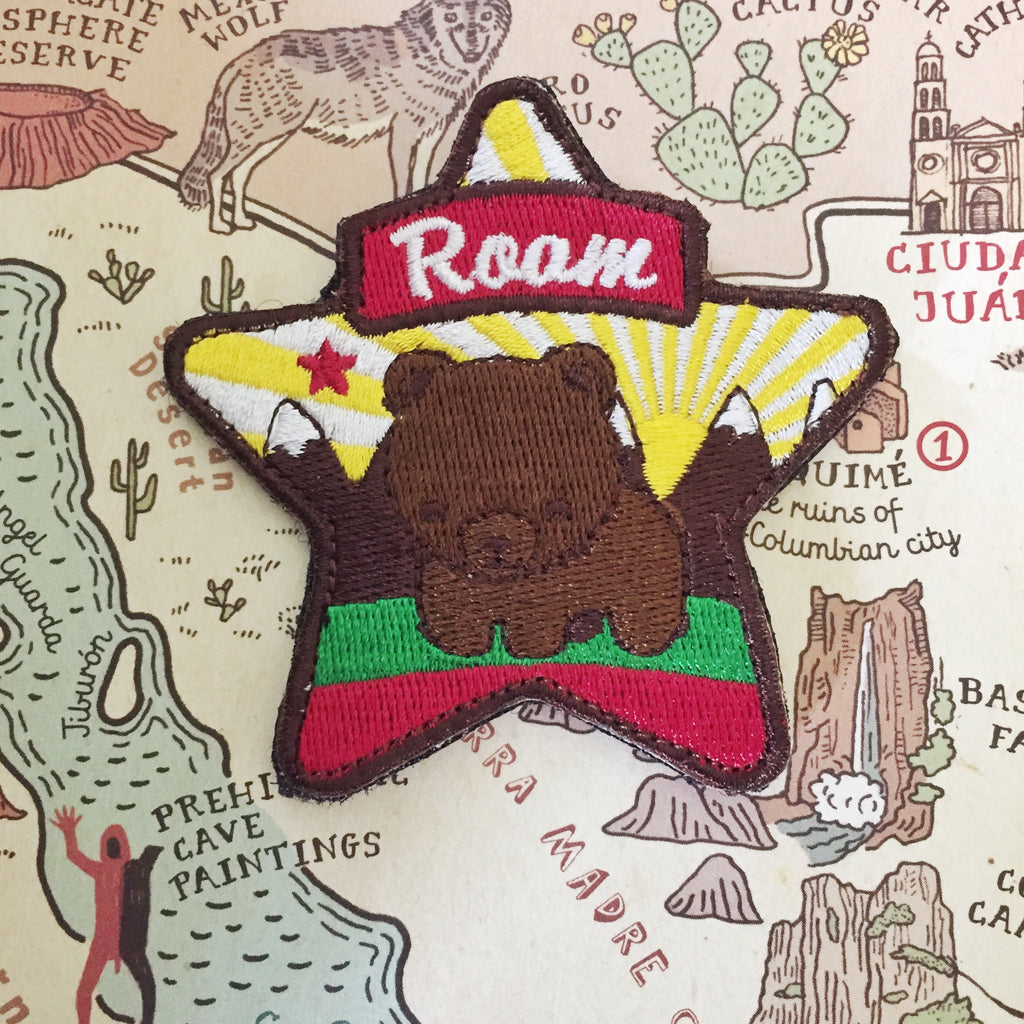 Roam Star Badge