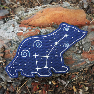 Little Bear Constellation Badge
