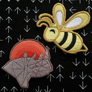 Save the Critters - Spring 2018 Badge Collection