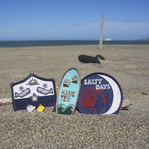 Summertime Badge Series