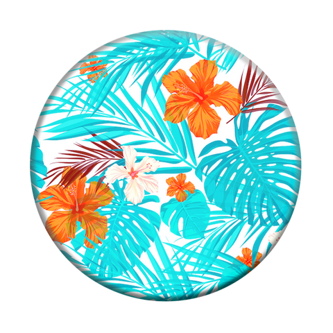 Tropical Hibiscus PopSocket
