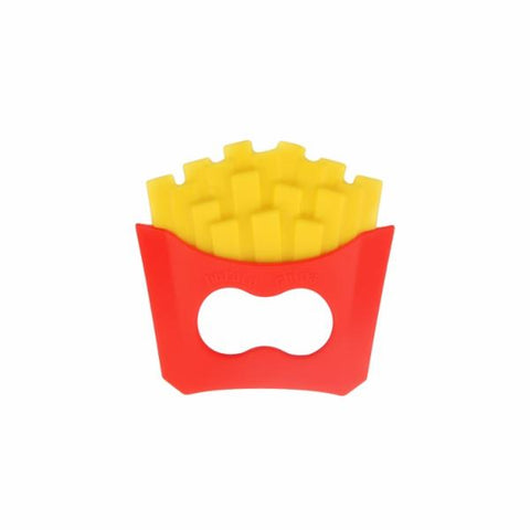 French Fries Silicone Teether - SINGLE
