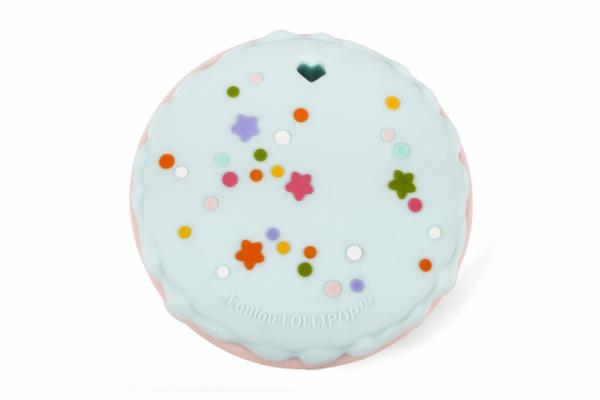 MACARON TEETHER - SINGLE