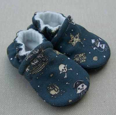 Undersea Pirates Slippers