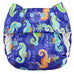 Blueberry One Size Simplex All in One Diaper - Lil Tulips - 41