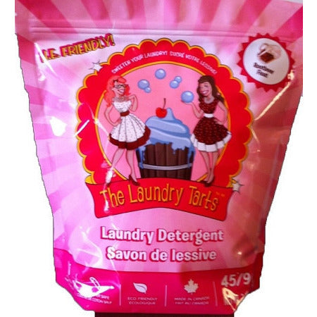 Laundry Tarts All Natural Detergent 45/90 Load - Lil Tulips