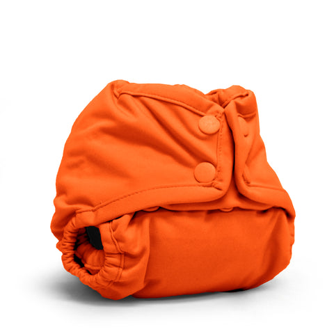 Rumparooz Newborn Cloth Diaper Cover - Poppy