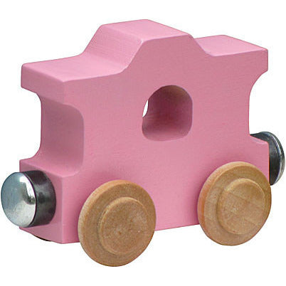 Name Train Pastel Caboose - Lil Tulips