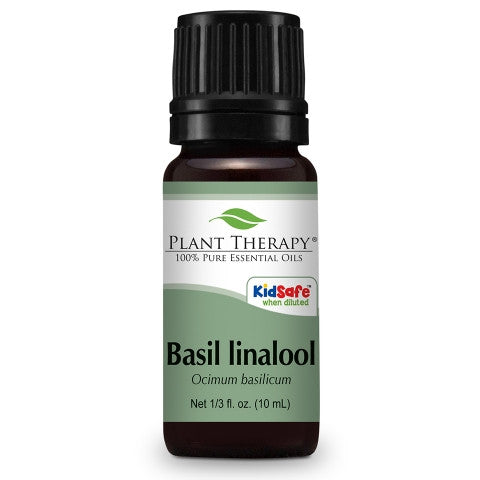 Plant Therapy Basil Linalool - Lil Tulips - 1