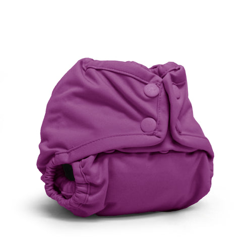 Rumparooz Newborn Cloth Diaper Cover - Orchid