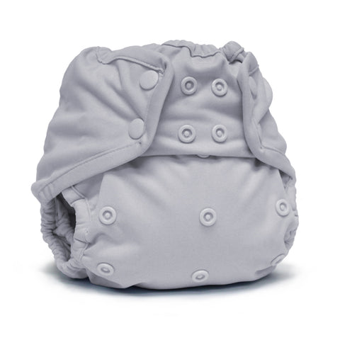 Rumparooz One Size Cloth Diaper Cover - Platinum