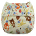 Blueberry One Size Simplex All in One Diaper - Lil Tulips - 37