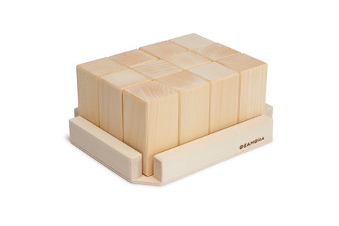 Prisms Rectangular Blocks NATURAL