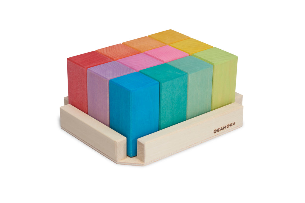 Prisms Rectangular Blocks COLOR